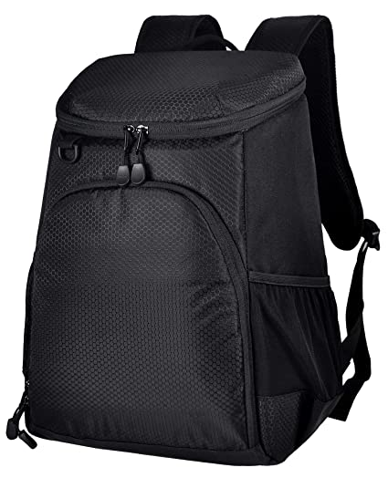 aa28e85b517e Image Unavailable. Image not available for. Color  MIER Leakproof Cooler  Backpack Insulated Soft Lunch Cooler for Men Women ...