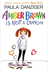 Amber Brown Is Not A Crayon Kindle Edition