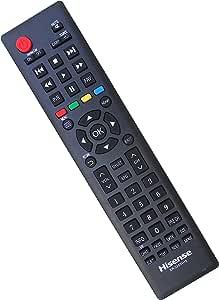 Hisense unidades de 22654hs – Mando a distancia original para ltdn40 K2 20wceu, ltdn50 K220wseu: Amazon.es: Electrónica