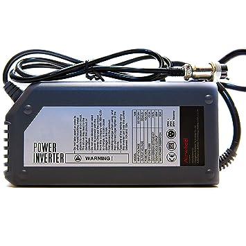Airwheel N36 batería Cargador de Cigarrillos 42.5 V para S ...