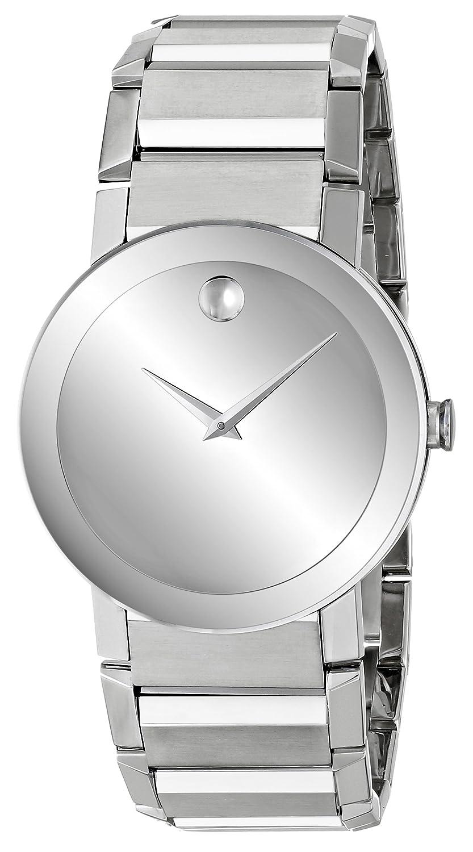 Movado Men s 606093 Sapphire Stainless Steel Bracelet Watch