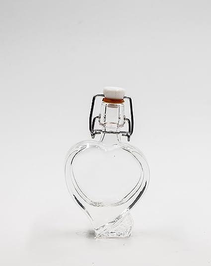 2b68060b07a nr 1 glass bottle Passion 40 ml flint glass swint-top n°28  Amazon.co.uk   Kitchen   Home