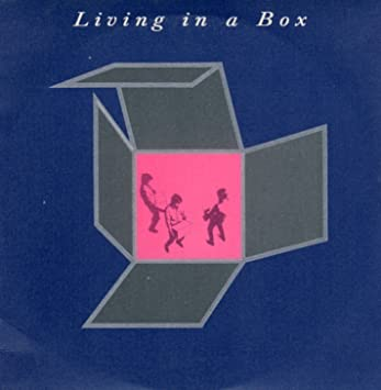 S/T CD - Living In A Box: Amazon.de: Musik