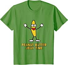 Peanut Butter Jelly Time T-Shirt