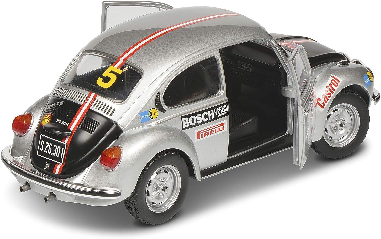 Solido Compatible S1800514 VW Kafer Beetle 1303 #5 Win Rallye Elba 1973 1//18 Team Porsche Austria