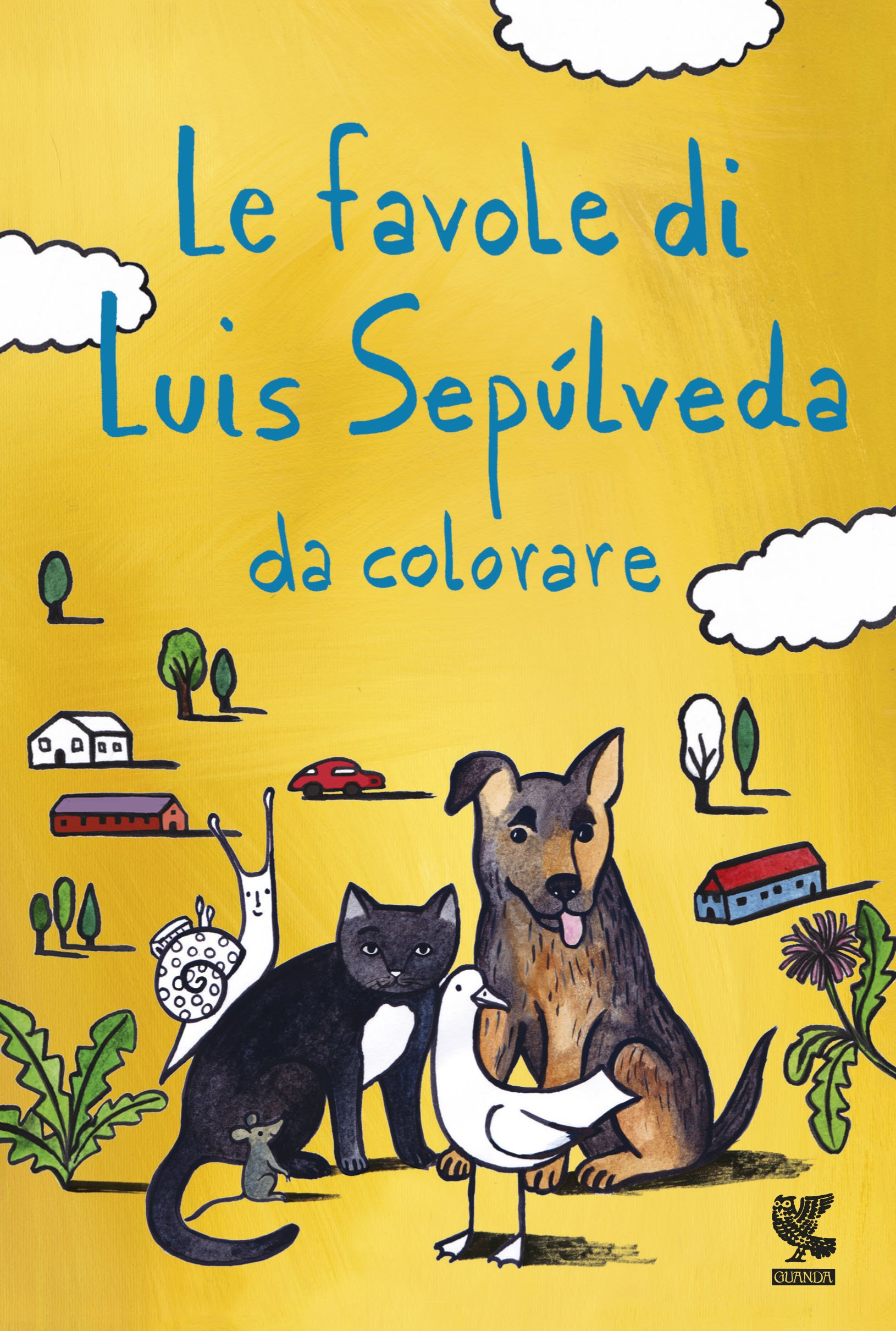 Amazonit Le Favole Di Luis Sepúlveda Da Colorare 1 Luis