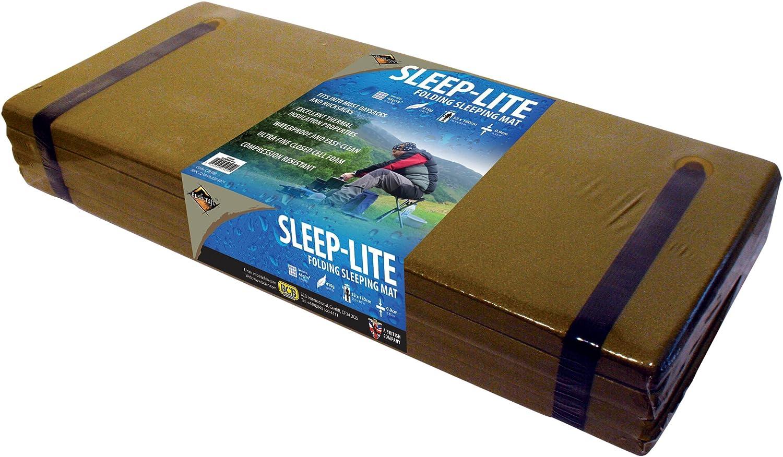 Bushcraft BCB Sleep-Lite Sleeping Mat - Green CT650B