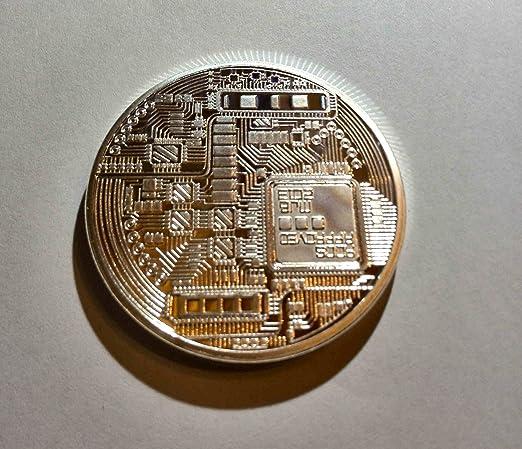 Silber Bitcoin Münze Aus 999 Feinkupfer Bit Coin 1oz Stempelglanz In Hartplastikkapsel Bitcoin Digital Decentralized Peer To Peer