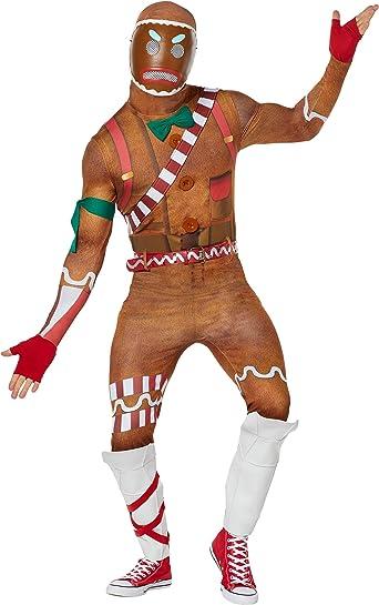 Disfraz De Fortnite De Merry Marauder De Spirit Halloween Para Adulto Con Licencia Oficial Clothing
