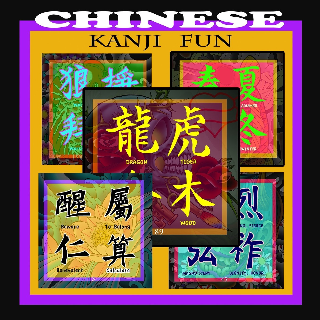 Download Chinese Kanji Fun: Chinese kanji's ebook
