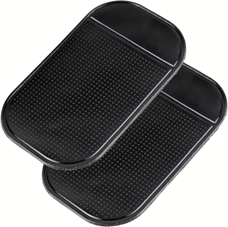 2 Stück Anti Rutsch Matte Autohalterung Anti Slip Pad Elektronik