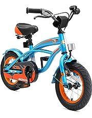 BIKESTAR Vélo Enfant pour Garcons et Filles de 3-4 Ans ★ Bicyclette Enfant 12 Pouces Cruiser avec Freins ★