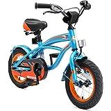 Bikestar Premium Sicherheits Kinderfahrrad 12 Zoll für Jungen ab 3-4 Jahre ★ 12er Kinderrad Cruiser ★ Fahrrad für Kinder