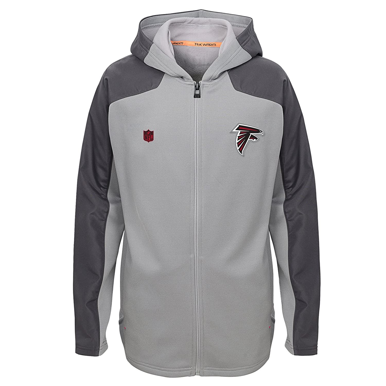 Outerstuff NCAA Teen-Boys Lima Full Zip Fleece Jacket