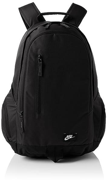 nike black bag
