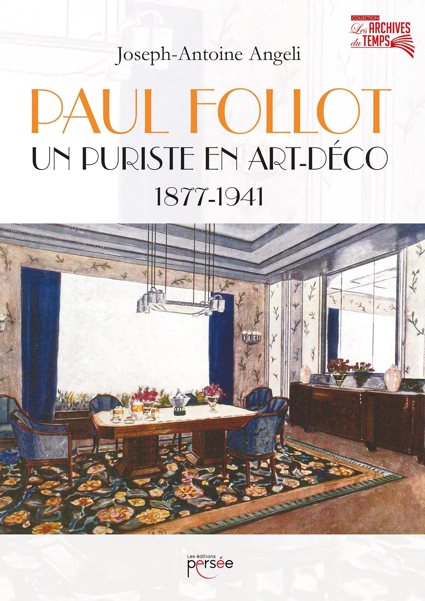 Paul Follot Un puriste en Art-Déco 1877-1941 PDF Text fb2 ebook