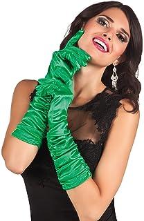 TK Gruppe Timo Klingler Paar Handschuhe wei/ß f/ür Damen /& Herren Baumwollhandschuhe Acccessoires an Fasching /& Karneval wie z.b Minnie Maus