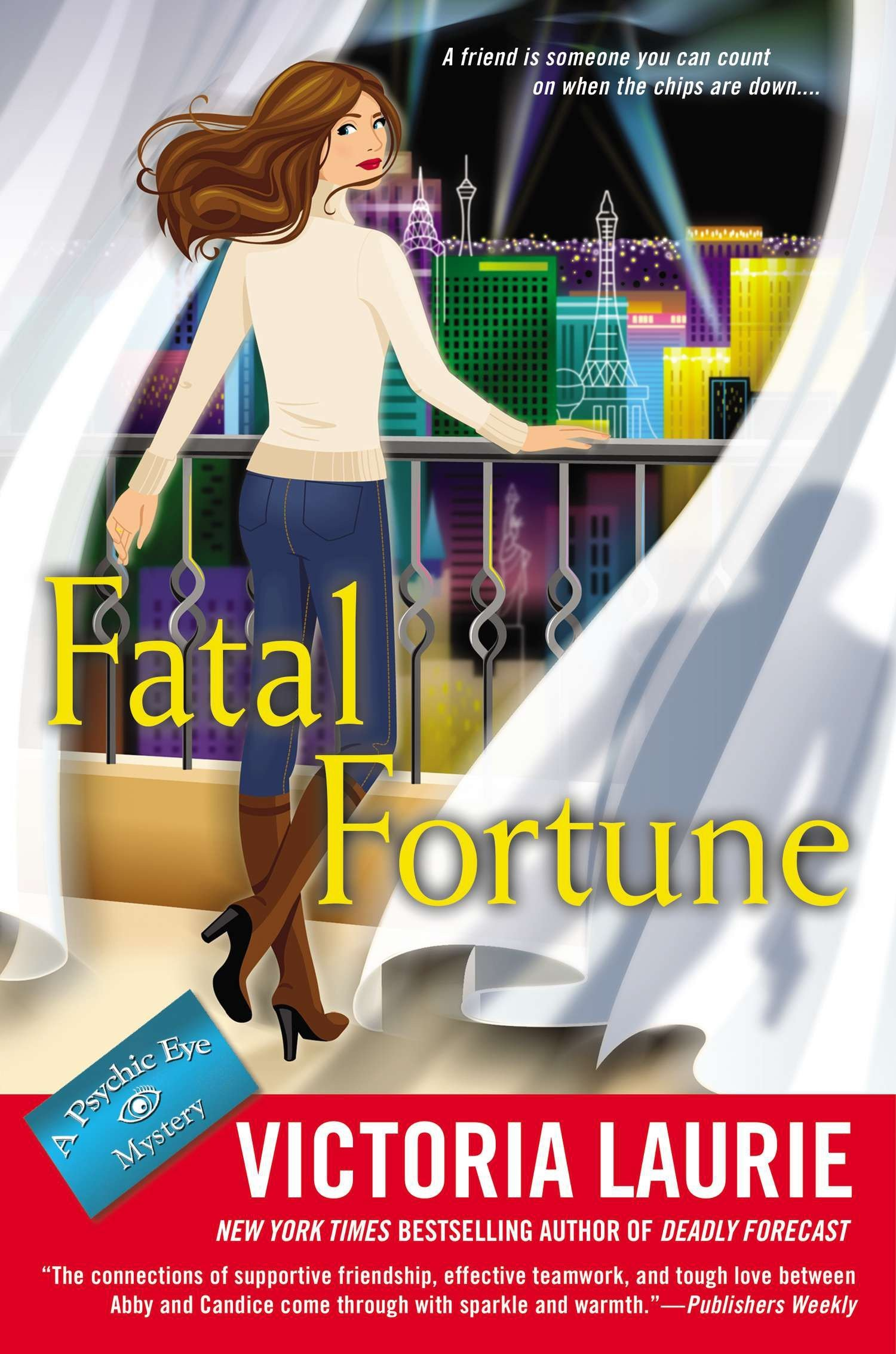 Download Fatal Fortune (Psychic Eye Mystery) pdf