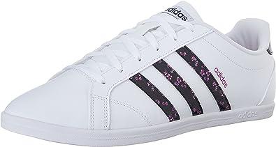 adidas Women's Coneo QT VS Sneakers, Footwear White/Collegiate ...