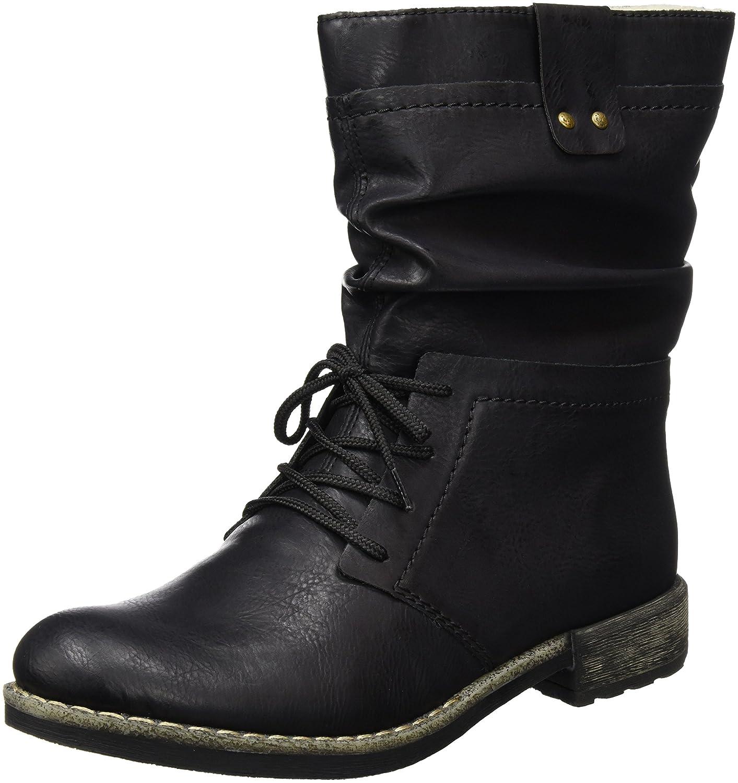 Rieker 74657-00, 74657-00, Boots femme (Schwarz) Noir Noir (Schwarz) 28af18c - piero.space