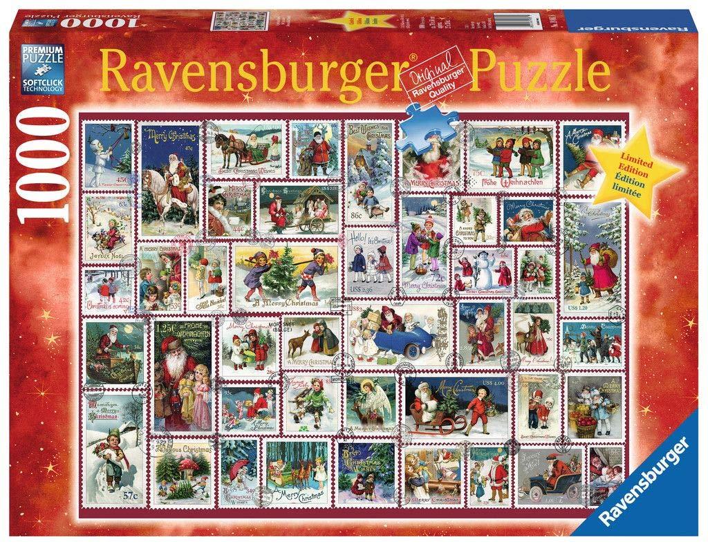 【国内在庫】 Christmas Wishes Limited Limited Edition Ravensburger 1000 Wishes Piece Xmas B07DWMQMKF Jigsaw Puzzle by Artist Barbara Behr B07DWMQMKF, イーライン:265aeef3 --- a0267596.xsph.ru