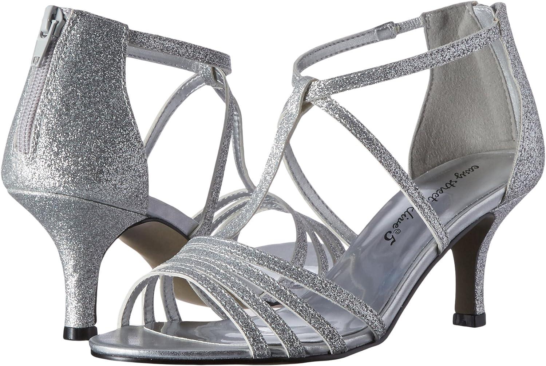 Easy Street Womens Gaze Dress Sandal