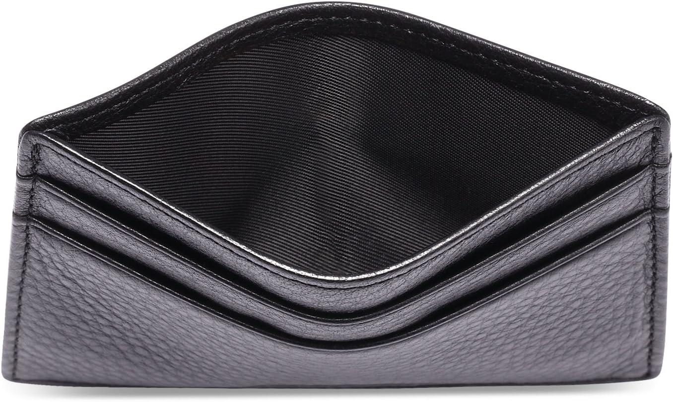 ///M BMW Slim Wallet Black with 4 Credit Card Slots - Genuine Leather 81I1jdJcKXL