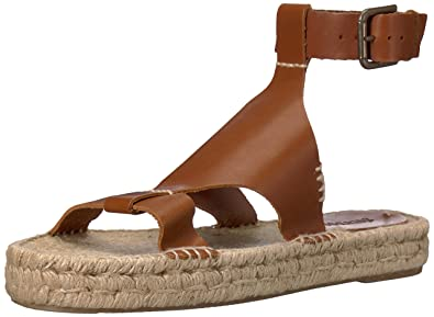 fb7592dc9c1 Soludos Women s Banded Shield Open Toe Sandal Espadrille Wedge