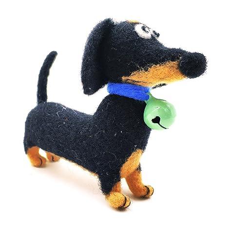 02f3eea54e991 artec360 de perro salchicha aguja fieltro Kits para principiantes con manual