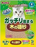ペティオ (Petio) ガッチリ固まる木の猫砂 7L