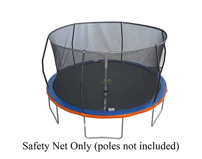 14' Replacement Trampoline Safety Net - Best For Walmart Trampolines