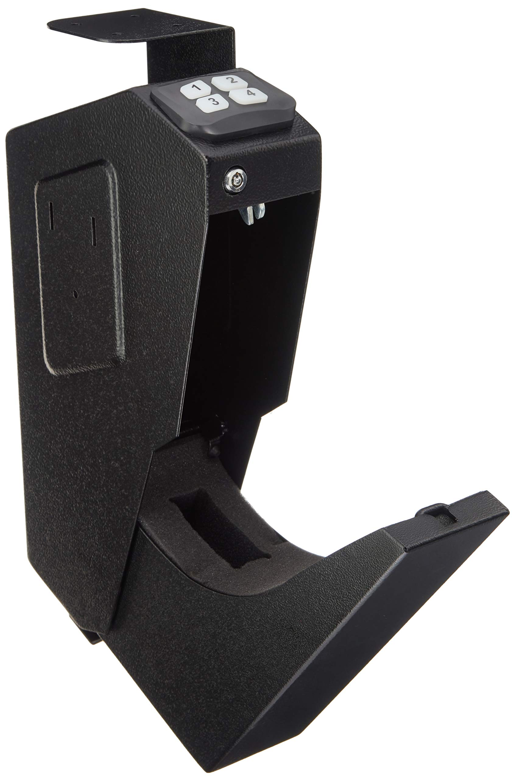 AmazonBasics Mounted Firearm Safety Device by AmazonBasics