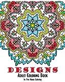 Adult Coloring Book: Designs
