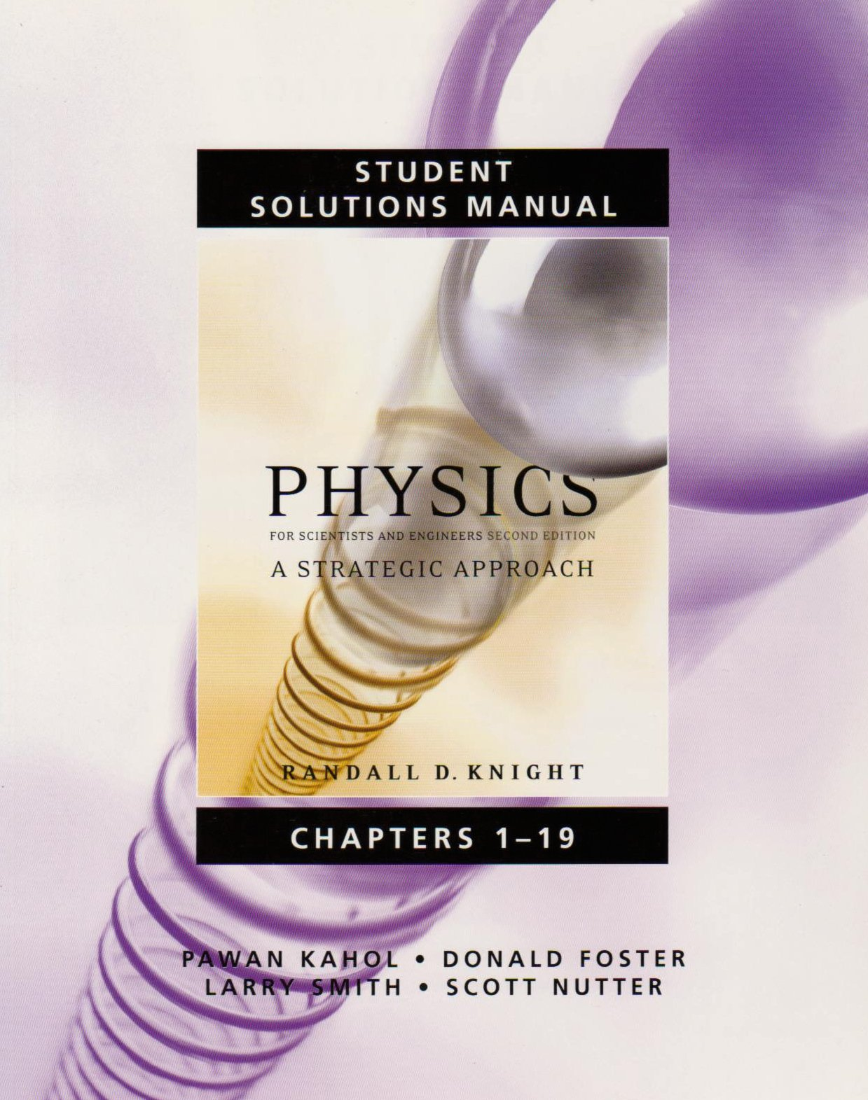physics for scientists and engineers student solutions manual vol rh amazon ca College Physics Knight knight physics solution manual 3rd