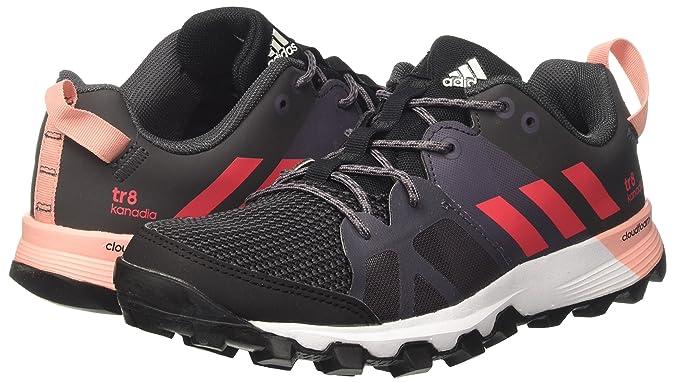 adidas kanadia 8 le scarpe da corsa ss17.