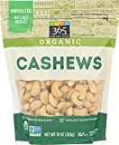 365 Everyday Value, Organic Cashews, 10 oz
