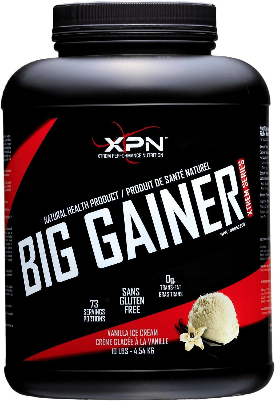 Big Gainer – Fórmula recarga y recuperación con proteínas ...