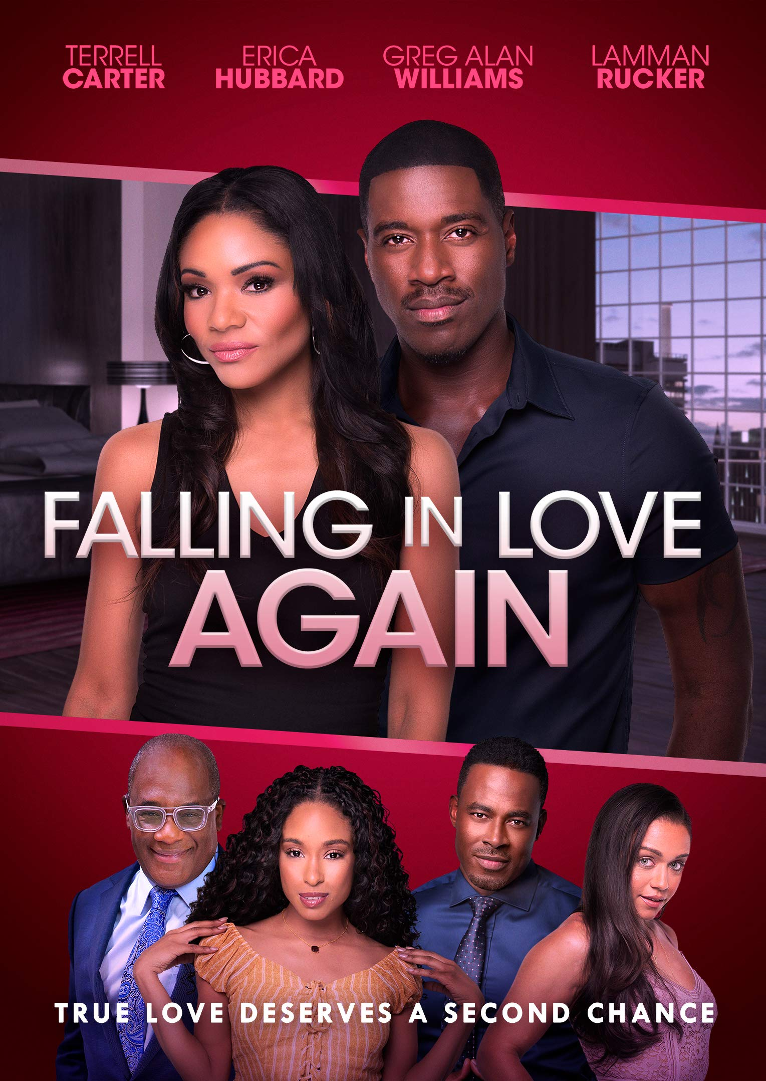 Book Cover: Falling in Love Again