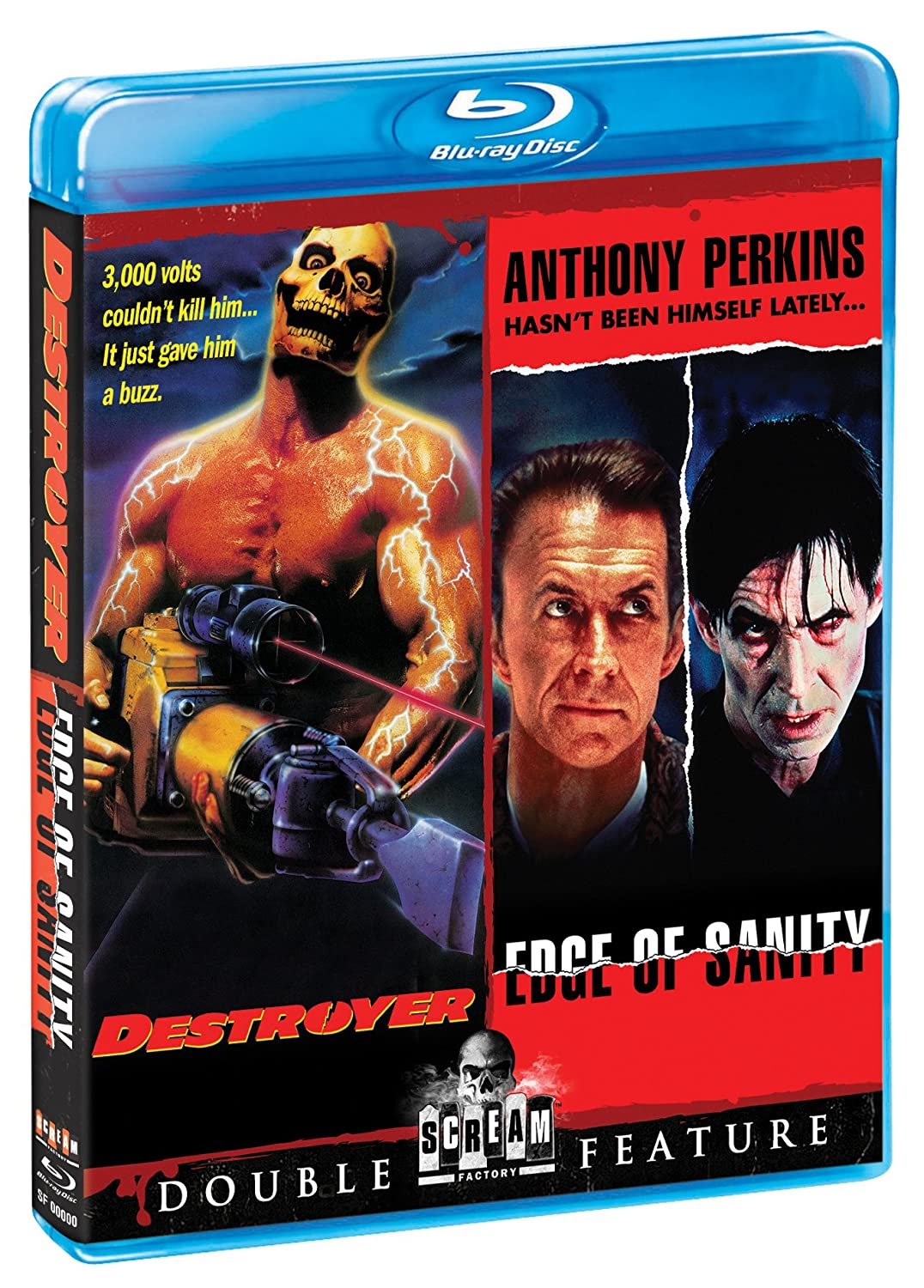 amazon com destroyer edge of sanity blu ray anthony perkins amazon com destroyer edge of sanity blu ray anthony perkins robert kirk deborah foreman movies tv