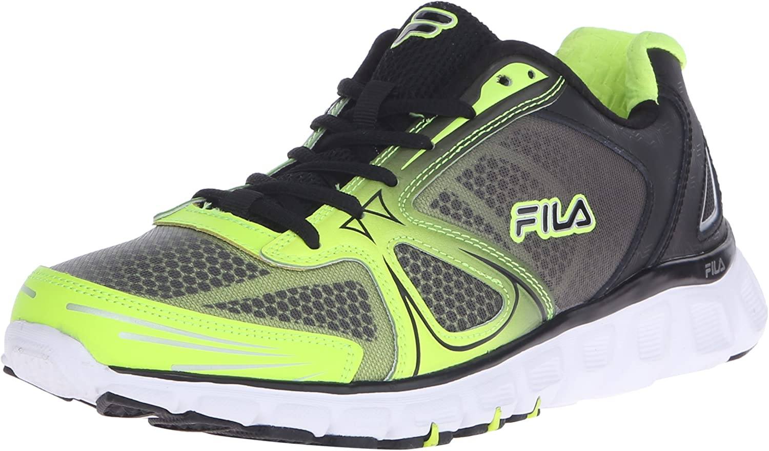 Fila Men s Memory Solidarity Running Shoe