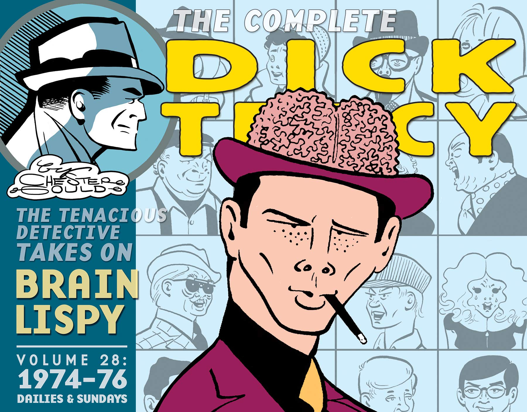 Complete Chester Gould's Dick Tracy Volume 28 by Library of American Comics