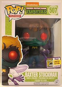 SDCC 2017 Funko Pop! Teenage Mutant Ninja Turtles Baxter Stockman Vinyl Figure Summer Convention Exclusive