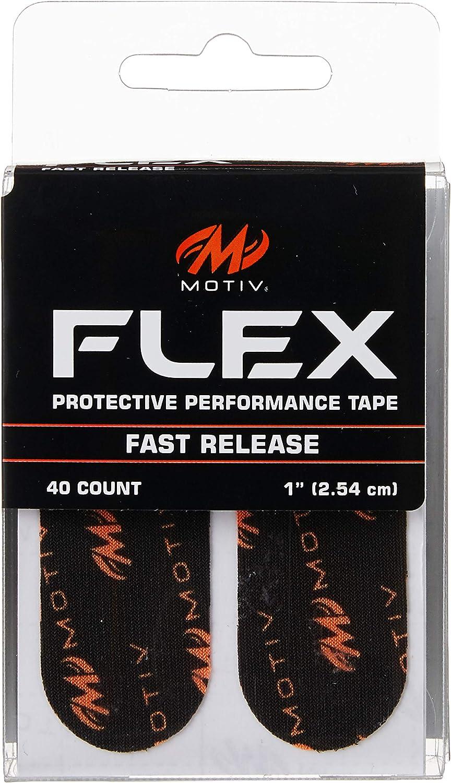 Motiv Flex Protective Performance Tape Black by Motiv