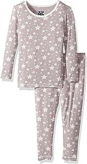 da99e83303 KicKee Pants Print Long Sleeve Pajama Set at Amazon Women s Clothing ...