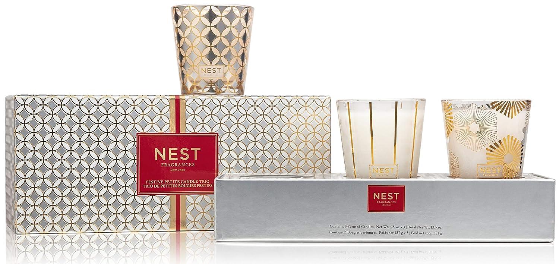 NEST Fragrances Petite Candle Trio Set NEST81TS5002