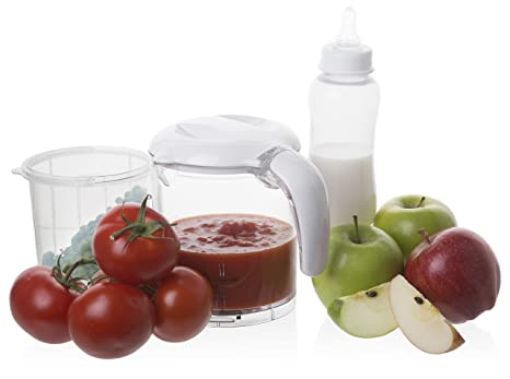 Amazon.com: Versátil, molinillo para comida de bebé, mezcla ...