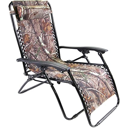 Charmant Zero Gravity Chair | Outdoor Extra Large Fully Reclines Gravity Chair,  Multicolor, Green