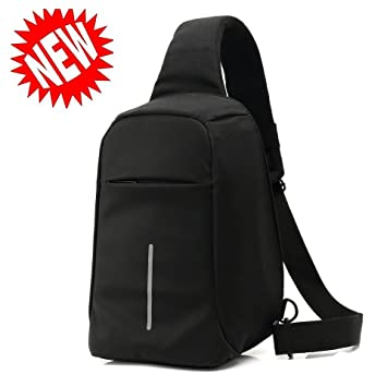Amazon Anti Theft Sling Bag Chest Bag Shoulder Chest Cross