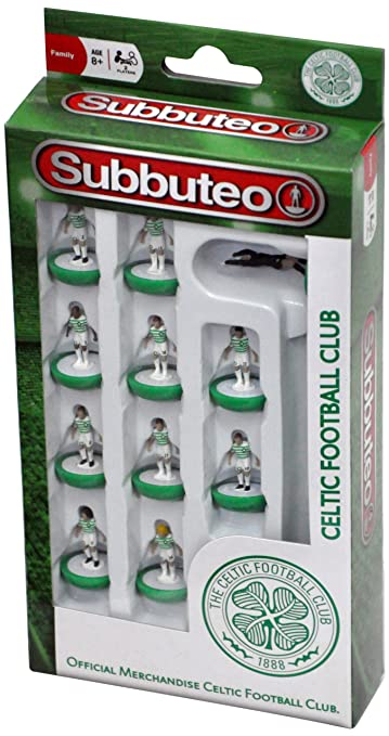2 opinioni per Paul Lamond Subbuteo Celtic Team, Versione Inglese