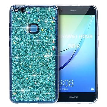 YSIMEE para Carcasa Huawei P10 Lite,Xmas Decoración Fundas ...